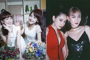 Xinh đẹp, nổi tiếng lại còn chơi với nhau thì đích thị là đôi bạn thân hotgirl Chi Pu và Sun HT