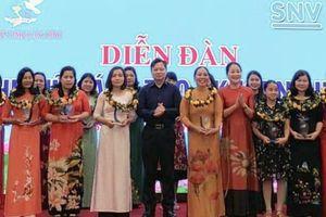 Hội LHPN tỉnh Quảng Bình: Tôn vinh 20 điển hình khởi nghiệp