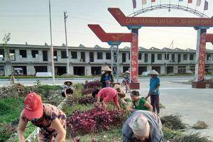 Thọ Xuân (Thanh Hóa): Người dân chung tay chống rác thải nhựa bảo vệ môi trường