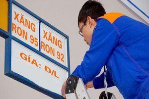 Sau đợt tăng mạnh, giá xăng sẽ giảm nhẹ?