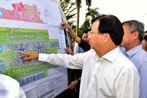 Phó thủ tướng 'chốt' thời hạn khởi công dự án sân bay Long Thành