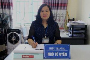 Cao Bằng: Cô hiệu trưởng người Tày tận tâm với sự nghiệp 'trồng người'