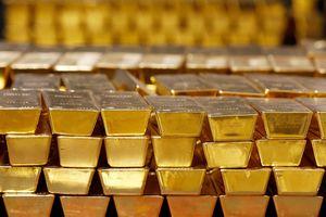 Giá vàng 'bình chân' chờ hỗ trợ mới, vàng trong nước giảm nhẹ (ngày 16/10)