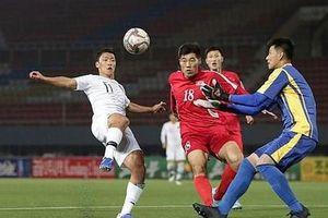 Trận đấu lịch sử 'ba không' giữa Triều Tiên và Hàn Quốc