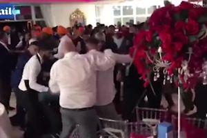 Đánh nhau dữ dội trong đám cưới, gần 10 người nhập viện