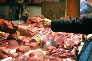 Khủng hoảng thịt lợn đẩy mức lạm phát Trung Quốc lên cao kỷ lục