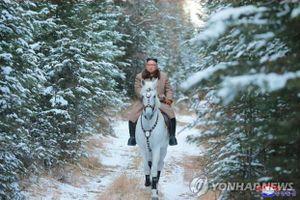 Ông Kim Jong Un bất ngờ cưỡi bạch mã lên núi thiêng, sắp có quyết định mới