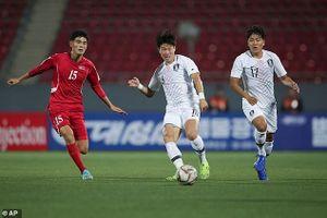 Trận đấu 'BA KHÔNG' giữa Triều Tiên và Hàn Quốc