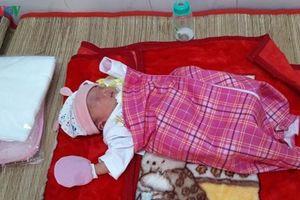 Trẻ sơ sinh bị bỏ rơi ở Vĩnh Long đã có người đến xin nhận nuôi