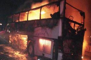 Chưa có thông tin về công dân Việt Nam trong vụ tai nạn giao thông thảm khốc ở Ả rập Xê-út