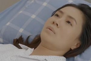 'Hoa hồng trên ngực trái' tập 21: Khuê bị sảy thai