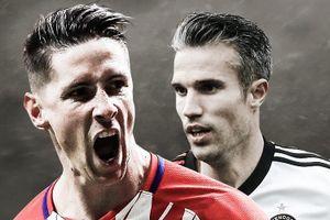 Torres và đội hình danh thủ giải nghệ trong năm 2019