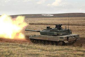 Thổ sẽ điều siêu tăng Altay đến Syria?