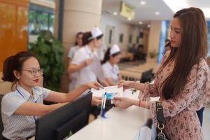 Bệnh viện đầu tiên của Hà Nội mở dịch vụ thẻ khám bệnh