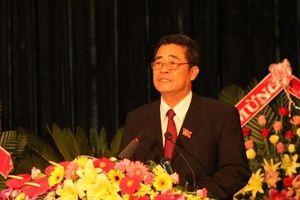 Ông Lê Thanh Quang thôi chức Bí thư Tỉnh ủy Khánh Hòa
