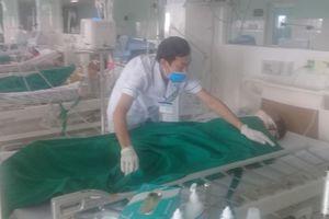 Cứu sống bệnh nhân đứt lìa khí quản ở Kon Tum