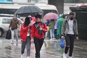 Dự báo thời tiết 17/10: Mưa lớn diện rộng ở Trung Bộ