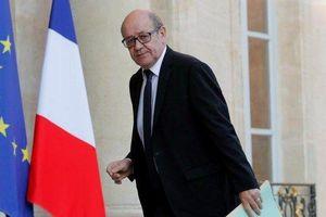Lo ngại hàng ngàn tù nhân IS ở Syria trốn thoát, Ngoại trưởng Pháp thảo luận với Iraq