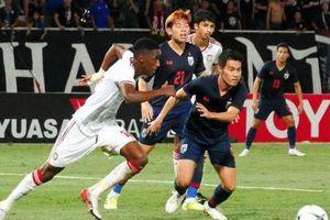 Cầu thủ UAE thừa nhận tuyển Việt Nam là đối thủ mạnh và 'khó chịu'