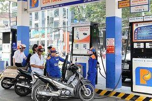 Từ 15g ngày 16-10, giá xăng dầu trong nước đồng loạt giảm