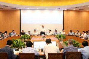 Thủ tướng nhắc nhở Hà Nội quan tâm đến ô nhiễm môi trường