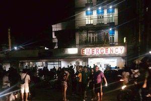 Động đất ở Philippines, ít nhất 3 người thiệt mạng