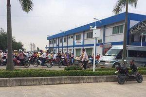 Hàng chục công nhân bị ngộ độc khí tại Nam Định