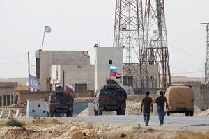 Nga bận rộn thế chân Mỹ ở Syria