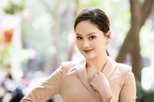 Ngắm nhan sắc 'gái một con' của diễn viên Lan Phương