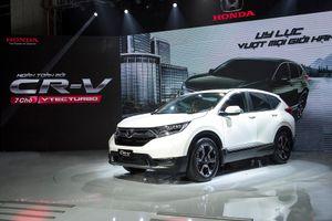 2 mẫu xe ôtô đang đứng đầu bảng bán chạy nhất của Honda