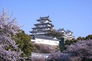 Khám phá lâu đài Himeji (Diệc trắng) của Nhật Bản