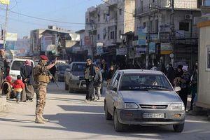 Quân đội Syria kiểm soát hoàn toàn thành phố Manbij