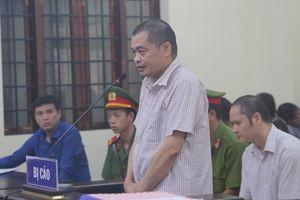 Vợ bị cáo Nguyễn Thanh Hoài: Chồng tôi có khách thì tôi ngồi dưới bếp
