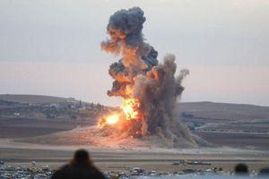 Máy bay Mỹ thẳng tay đánh bom căn cứ của mình ở Syria sau khi rút quân, vì sao?