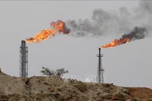 Giá dầu giảm 1% trên thị trường châu Á