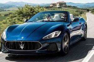Bảng giá xe Maserati tháng 10/2019