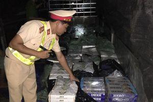 Thừa Thiên Huế: Bắt giữ hơn 24.000 gói thuốc lá nhập lậu