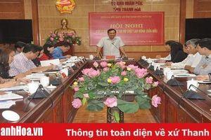 Đoàn Đại biểu Quốc hội tỉnh Thanh Hóa lấy ý kiến góp ý vào Dự thảo Bộ luật Lao động (sửa đổi)