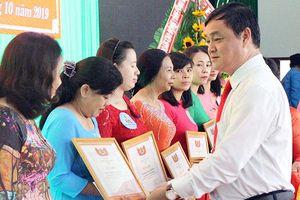 Các cấp Công đoàn kỷ niệm 89 năm ngày thành lập Hội LHPN Việt Nam