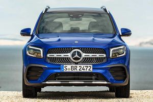Chi tiết 'hàng hot' Mercedes-Benz GLB 2020 lần đầu xuất hiện tại Việt Nam