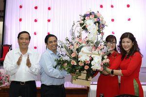 Gặp mặt nhân kỷ niệm 89 năm Ngày thành lập Hội Liên hiệp Phụ nữ Việt Nam