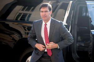 Bộ trưởng Quốc phòng Mỹ Mark Esper sẽ thăm Việt Nam