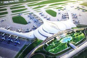 Đầu tư gần 4,78 tỷ USD cho giai đoạn 1 sân bay Long Thành