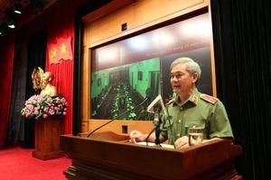 Bộ Công an tổ chức thông báo nhanh kết quả Hội nghị lần thứ 11 Ban Chấp hành Trung ương Đảng, khóa XII