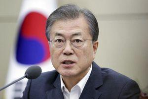 Hàn Quốc: Tỷ lệ ủng hộ Tổng thống giảm dưới mức 40%