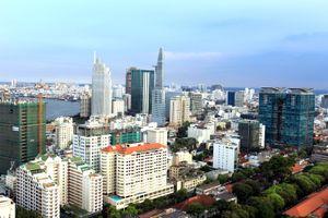 Hợp lực xây dựng trung tâm tài chính khu vực và quốc tế