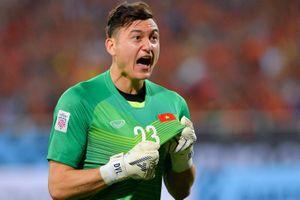 Văn Lâm vào top 10 thủ môn xuất sắc của vòng loại World Cup 2022