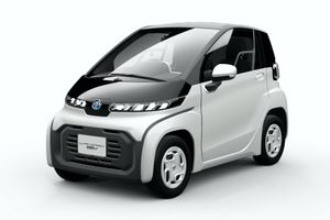 Toyota trình diễn xe điện siêu nhỏ, bán ra cuối năm 2020