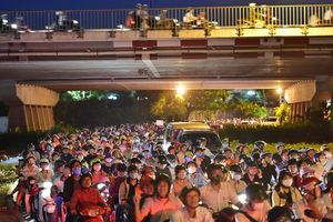 Sở GTVT chọn phương án tối ưu, đường Nguyễn Hữu Cảnh vẫn kẹt xe