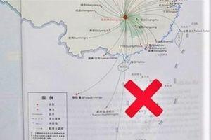 Saigontourist xin lỗi về ấn phẩm in 'đường lưỡi bò' phát cho khách